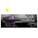 HPR Reflex (1x) - Yellow Dot