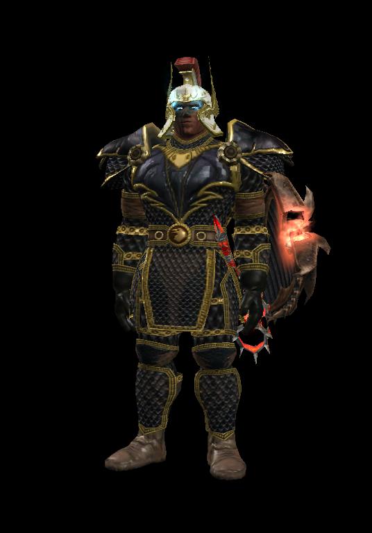 Raenius [110 Shadowknight] - Thurgadin - EQ2U - Character