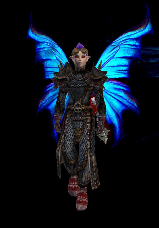 Cawkan [110 Warlock] - Skyfire - EQ2U - Character Details