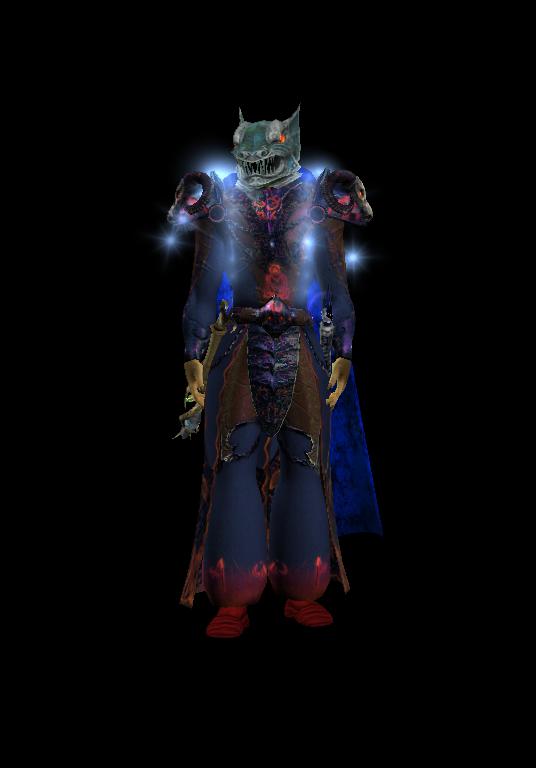 Twistyd [110 Necromancer] - Maj'Dul - EQ2U - Character Details